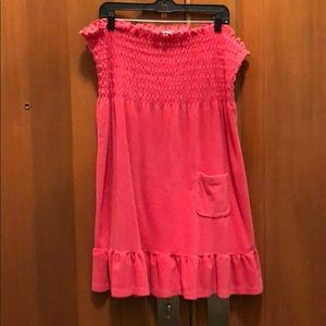 Gap terry swimsuit cover up